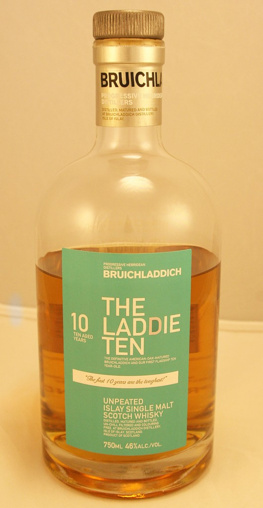 Bruichladdich The Laddie Ten copy