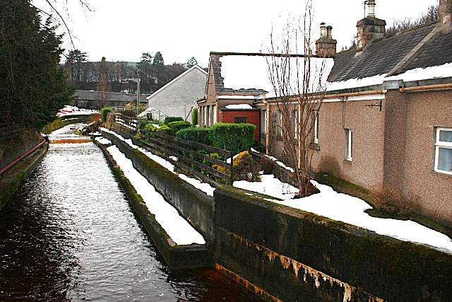 Burn of Rothes