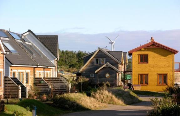 Eco-community Findhorn