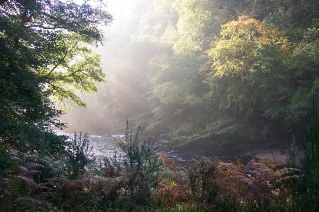 Río Findhorn