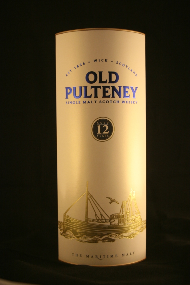 Old Pulteney – 12 años