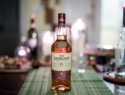 The Glenlivet 15 años, Reserva de roble francés (The French Oak Reserve)