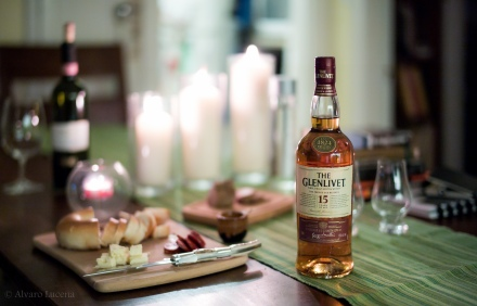 The Glenlivet 15 años, Reserva de roble francés (The French Oak Reserve) - Parte II